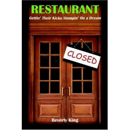 Restaurant  Gettin Their Kicks Stompin On A Dream