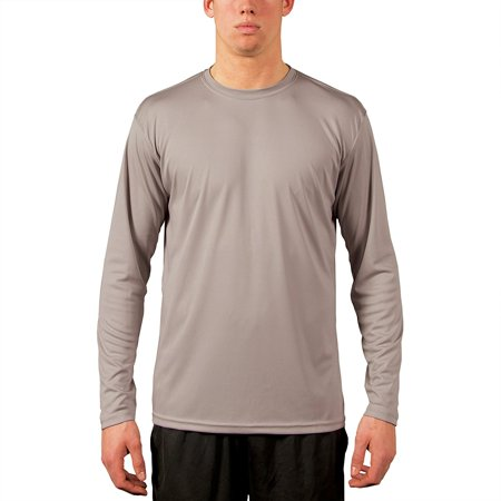 Vapor Apparel Men's UPF 50+ UV (Sun) Protection Performance Long Sleeve (Men Neutral Apparel Accessories)