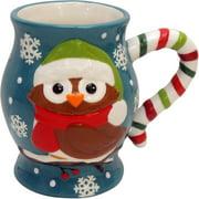 Owl Jumbo Mug, Set of 2