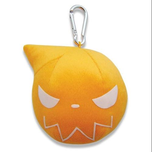 Soul Eater Logo Spirit Clip On Plush
