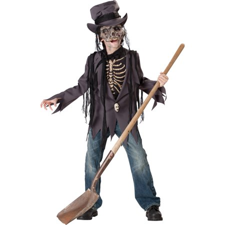 Child Grave Robber Costume Incharacter Costumes LLC 17032](Bank Robber Costumes)