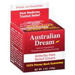 Australian Dream Arthritis Pain Relief Cream4.0 oz.(pack of 1)