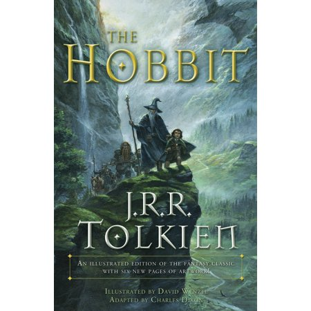The Hobbit (Graphic Novel) : An illustrated edition of the fantasy