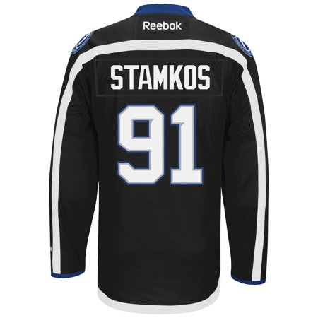 306199b57 Steven Stamkos Tampa Bay Lightning Reebok Premier Replica Alternate NHL  Hockey Jersey - image 2 of ...