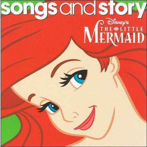 Disney Songs And Story: The Little Mermaid