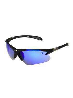 43d09c291f Product Image Ironman Men S Black Mirrored Blade Sunglasses Pp08
