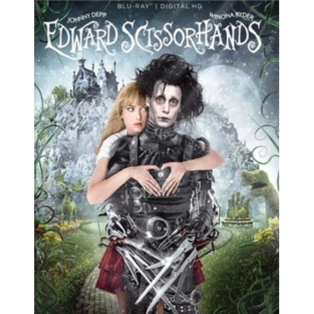 Edward Scissorhands: 25th Anniversary (Blu-ray)](Edward Scissorhand)