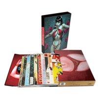 "1x BCW Comic Book Stor-Folio 1.5"" Stores 15-20 comics ART - VAMPIRELLA"