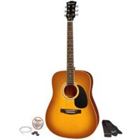 Maestro by Gibson MA41BKCH 41-inch Full Size Acoustic Guitar Kit Deals
