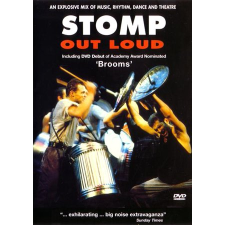 Stomp Out Loud (1997) 11x17 Movie Poster (UK)