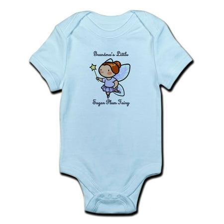 CafePress - Grandpa's Sugar Plum Fairy Infant Bodysuit - Baby Light Bodysuit - The Sugar Plum Fairy Horror