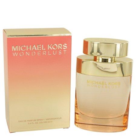 7d35ca375d97 Michael Kors - Michael Kors Wonderlust by Michael Kors Eau De Parfum Spray 3.4  oz-100 ml-Women - Walmart.com