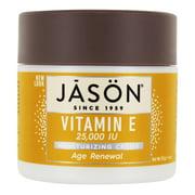 Jason Crème hydratante vitamine E Âge Renouvellement Parfum - 25000 UI - 4 oz