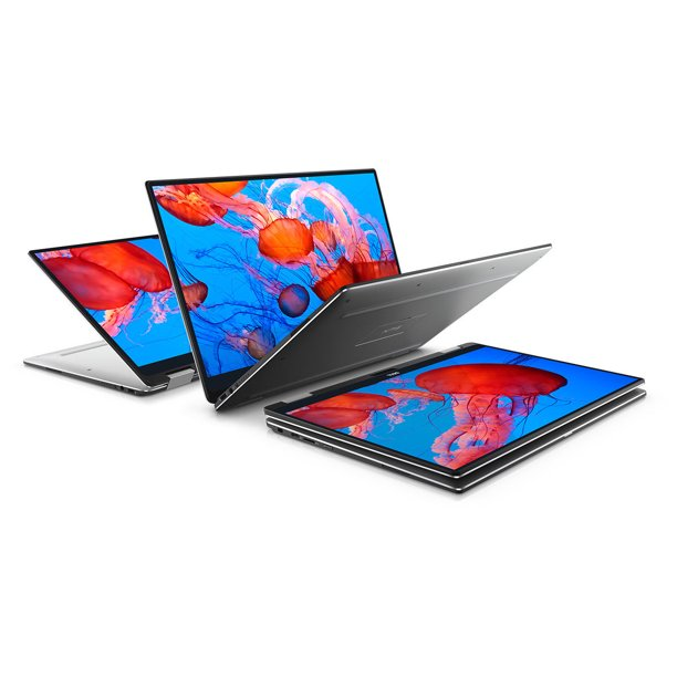 Refurbished Dell XPS 13 9365 2-in-1 i7-7Y75 16GB 256GB PCIe SSD FHD Touch + FingerPrint W10