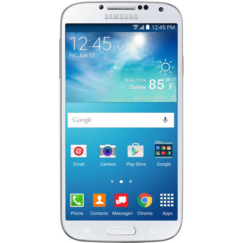 Samsung Galaxy S4 Certified Pre-Owned Smartphone, (Verizon)