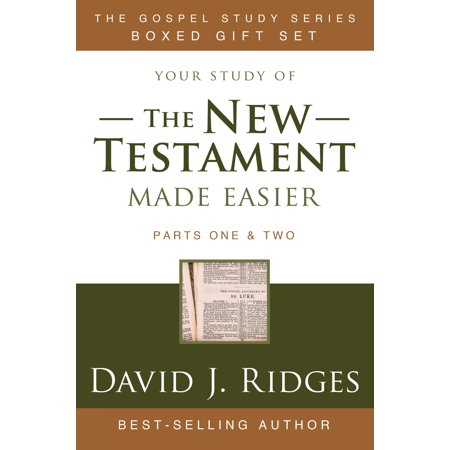 New Testament Made Easier Boxed Set (New Testament On Cd)