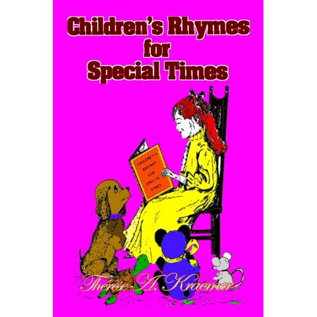 Childrens Rhymes For Special Times - eBook - Childrens Halloween Tv Specials