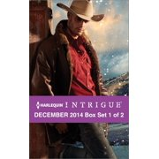 Harlequin Intrigue December 2014 - Box Set 1 of 2 - eBook