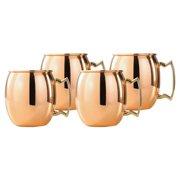 Old Dutch  Copper Moscow Mule Mug 24 ounces (Set of 4)