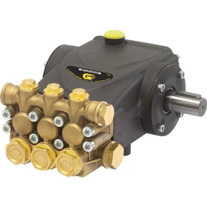 General Pump Triplex Pressure Washer Pump 4000 PSI, 4.0 GPM, Belt Drive, Model# EP1313S34 by
