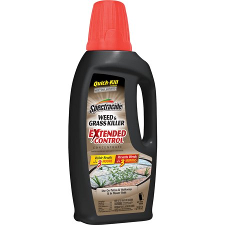 Spectracide Weed And Grass Killer Extended Control Concentrate  32 Oz