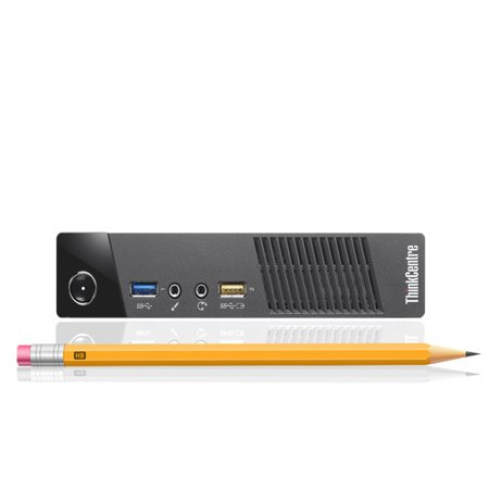 Refurbished: LENOVO M93 TINY Intel Core i5-4590T 2.00 GHz, 8GB, 240GB SSD, Win 10 Pro - image 3 de 4
