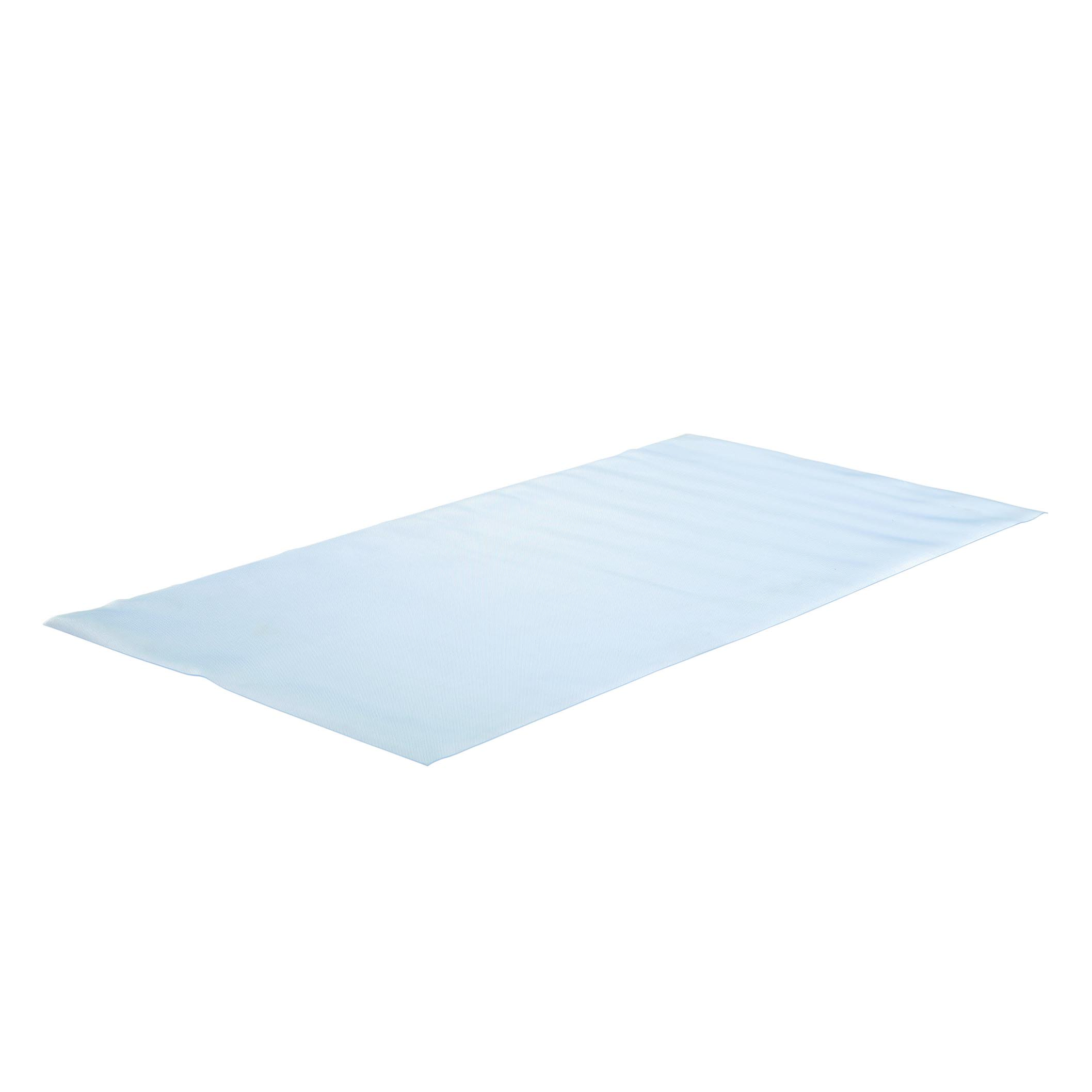 NordicTrack 3' x 6' Durable Exercise Fitness Equipment Vinyl Floor Mat, Clear by NordicTrack