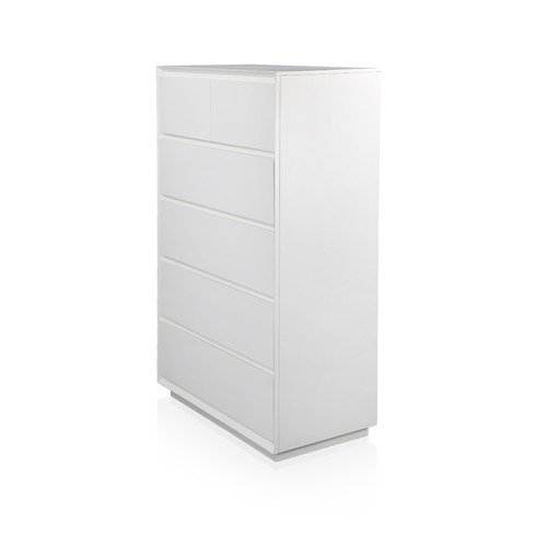 Hokku Designs Pearl 6 Drawer Chest by Enitial Lab