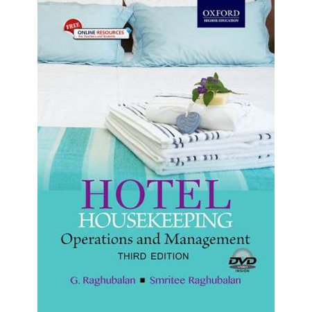 Hotel Housekeeping: Operations and Management 3e (Includes (Best Schools For Hotel Management)