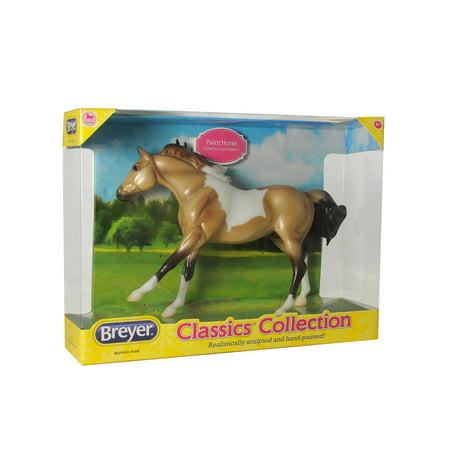 Chief Buckskin Horse (Breyer Classics Buckskin Paint - Classics Toy Horse (1:12)