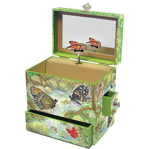 Enchantmints Monarchs Musical Treasure Box