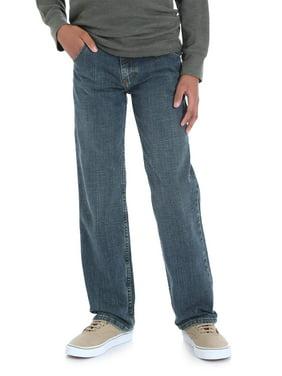 Wrangler Boys 4-16 Straight Fit Jeans