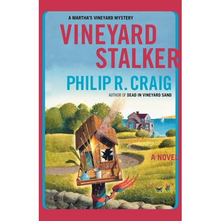 Vineyard Stalker : A Martha's Vineyard Mystery](Halloween Martha's Vineyard)