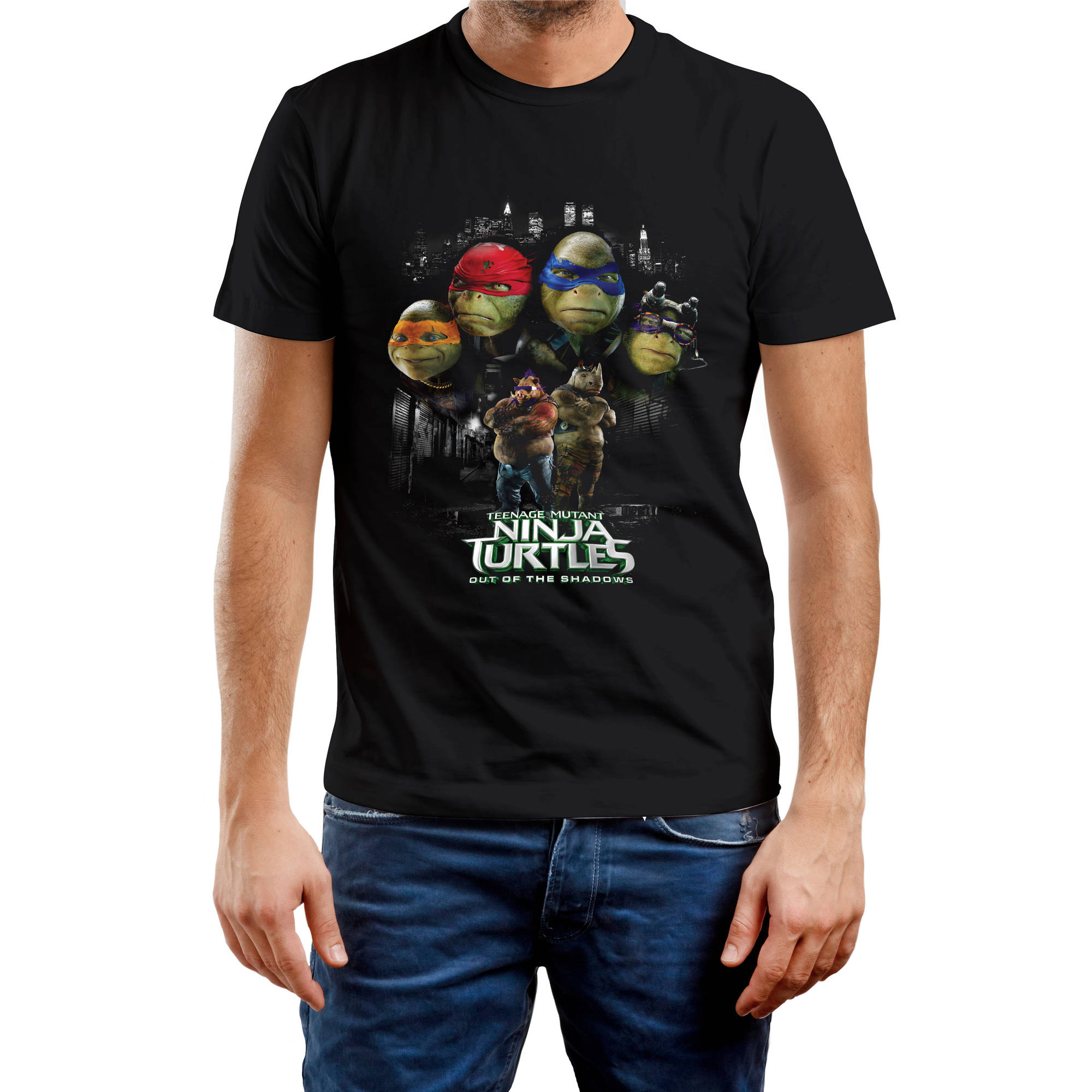 Teenage Mutant Ninja Turtles Men's Graphic Tee