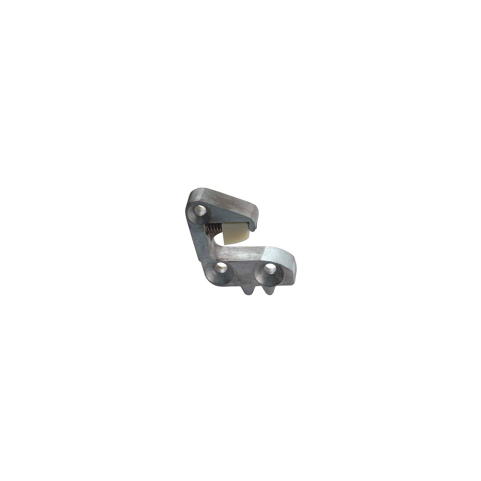 Includes Insert Thunderbird Door Latch Striker Plate MACs Auto Parts 66-28931 Left