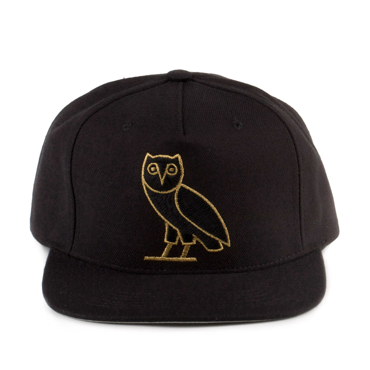 08d1ae5a345 ... coupon code for official ovo owl logo snapback hat black black gold  e4382 53bce