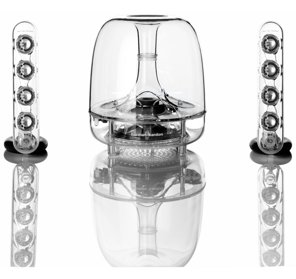 Harman Kardon SoundSticks Wireless  Open Box x 2.1 Computer Speakers