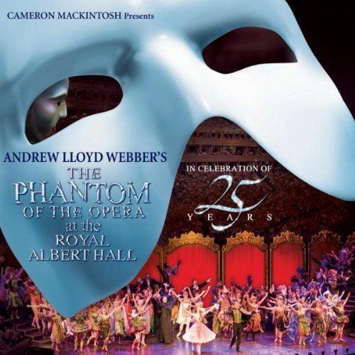 Phantom Of The Opera At The Royal Albert Hall (2CD)