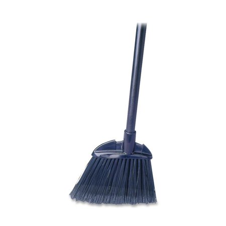 Rubbermaid Commercial Products FG637400BLA Executive Lobby Broom with Vinyl (Duo Sweep Lobby Broom)