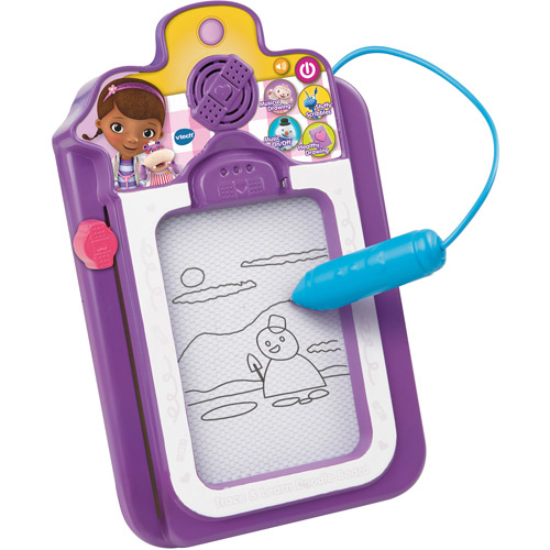VTech Doc's Talk & Trace Clipboard