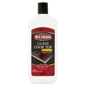 Weiman Glass Cook Top Cleaner, 15 Oz