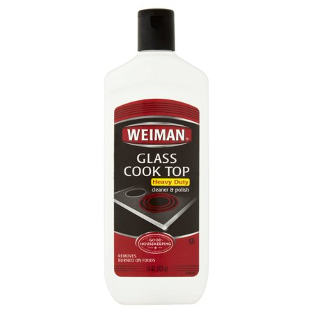 32 Oz Rtu Glass Cleaner - Weiman Glass Cook Top Cleaner, 15 Oz