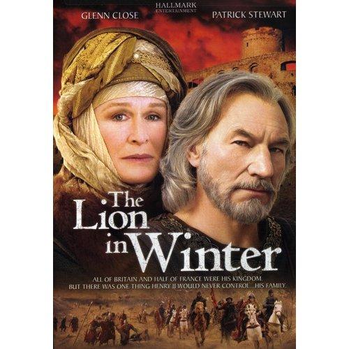 The Lion In Winter (Full Frame)