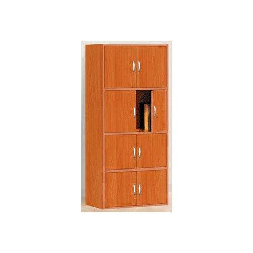 Hodedah 8 Door Storage Cabinet Walmart Com