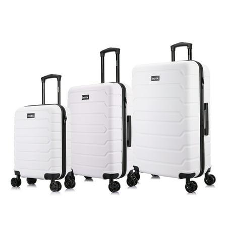 Hardside Wheeled Luggage 3 Piece (InUSA Trend 3-Piece 20