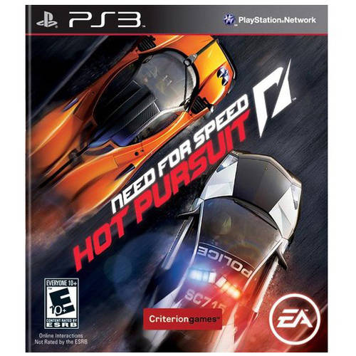 Need For Speed: Hot Pursuit (PS3) - Pre-Owned