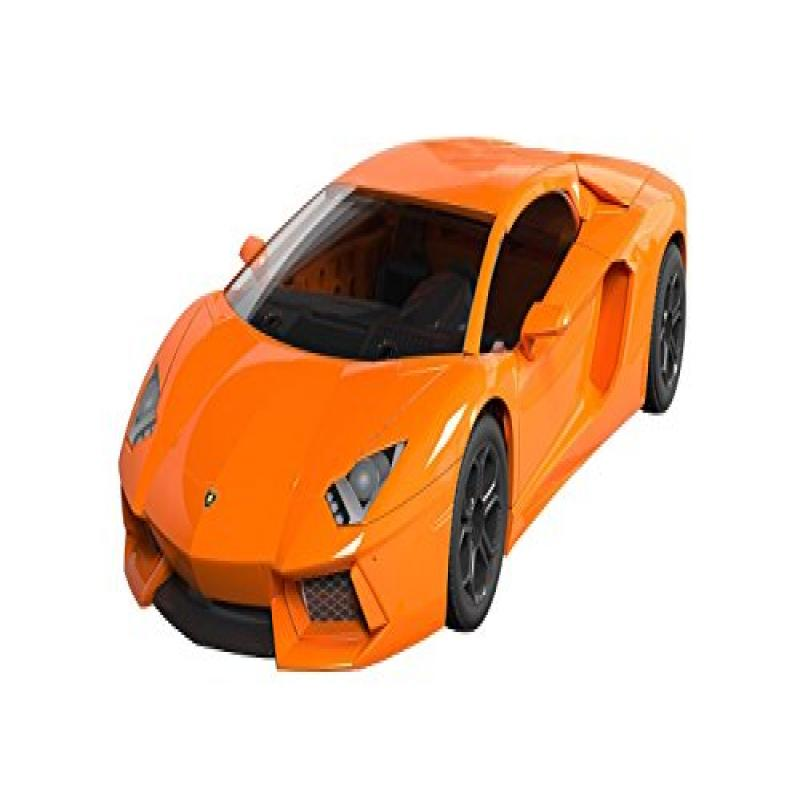 Image of Airfix Quickbuild Lamborghini Aventador LP700-4 Plastic Model Kit