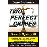 Two Perfect Crimes: Suzi B. Mystery #3 - eBook