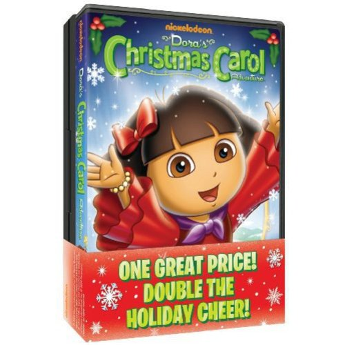 Dora The Explorer: Dora's Christmas Carol Adventure / Dora's Christmas (Full Frame)