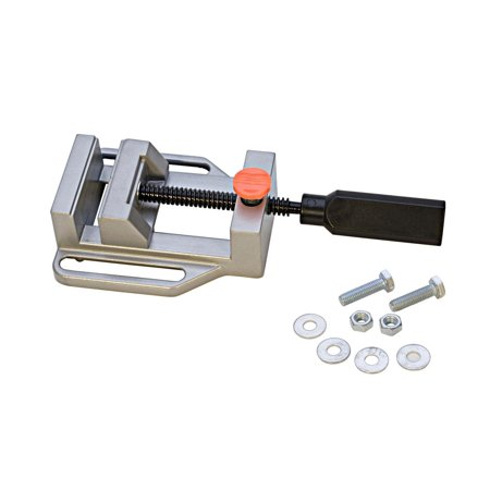 Aluminum Benchtop Drill Press Jaw Vise Jewelry Making Holding Tool - VIS-265.00